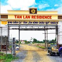 Mở bán F0 KDC Tân Lân Residence ngay TT huyện Cần Đước, 90m2 giá 370 triệu, SHR, lợi nhuận 20%