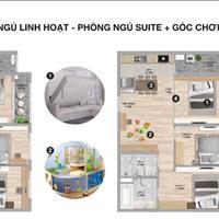 Căn hộ cao cấp đa năng 2 phòng ngủ +1 The Zei Mỹ đình - Giá hợp lý cho một căn hộ cao cấp
