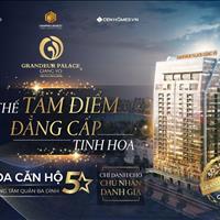 Bán căn hộ phố Giảng Võ, quận Ba Đình giá 6.5 tỷ - bàn giao tháng 11/2020
