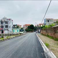 Cần bán gấp 41m2 lô góc hai mặt Kiêu Kỵ Gia Lâm HN, đường rộng 4m, cách TTTM Vincom Megamall 100m