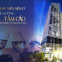 Suất ngoại giao căn hộ 2 phòng ngủ Tháp Thiên Niên Kỷ, Hà Đông, giá chỉ 1,8 tỷ
