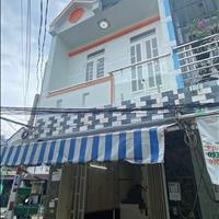 Bán nhà căn góc 2 mặt tiền, sổ hồng 3,5 x 11m, 1 lầu, hẻm xe hơi 6m, Lê văn Lương, Nhà Bè