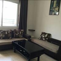 Cho thuê chung cư Khánh Hội 1, quận 4, 2 phòng ngủ, view sông, có nội thất, lầu cao, giá 9tr/tháng