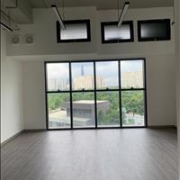 Cho thuê officetel văn phòng Quận 2 diện tích rộng 55m2, mặt bằng rộng nhiều cửa sổ
