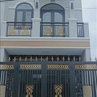 Bán nhà sổ hồng riêng, hỗ trợ vay ngân hàng : 4 x 13m , 1 lầu , 2 phòng ngủ, Lê Văn Lương nối dài