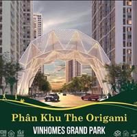 Vinhomes Grand Park mở bán tòa S8,S10 chính sách cực khủng thanh toán 15% nhận nhà.LH 0902907612