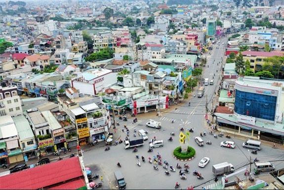 Phường Trường Thọ, quận Thủ Đức được UBND Tp HCM lựa chọn làm Khu đô thị trung tâm thành phố
