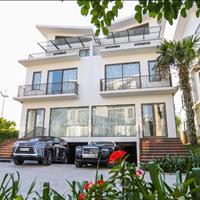 Bán căn góc biệt thự đơn lập Khai Sơn Hill siêu VIP view bể bơi trung tâm giá chỉ 78tr/m2 tiền đất