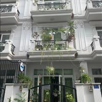Bán nhà Nguyễn Oanh, diện tích 220m2, kết cấu 1 trệt 3 lầu 2 sân thượng