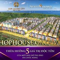 Shophouse GT mặt tiền đường lớn nhất Phú Quốc - Sở hữu lâu dài - Giá chỉ từ 6 tỷ