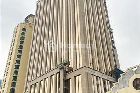 Tòa văn phòng mặt phố Hoàn Kiếm - diện tích 500m2, 10 tầng, 1 hầm, mặt tiền 13m - Giá 180 tỷ