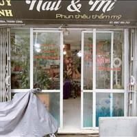Cho thuê cửa hàng quận Ba Đình - Hà Nội giá 5.5 triệu
