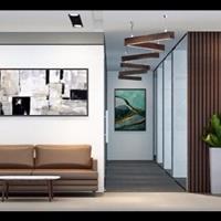 Giảm 50% cho thuê văn phòng miễn phí toàn bộ phí dịch vụ tại tầng 11 tòa nhà Việt Á, 09 Duy Tân, CG