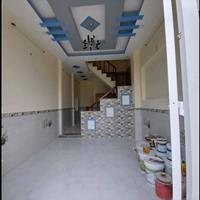 Bán gấp căn nhà mới 1 trệt 1 lầu Bình Thới Q11, 48m2 giá 1,83 tỷ nhận nhà sổ hồng gần chợ Chim Xanh