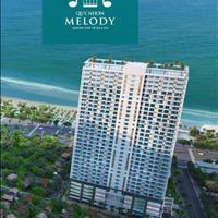 Melody quy nhon, giá 1.6 tỷ/căn 50m2, hoàn thiện nội thất, ữu đãi lên tới 500 triệu, LH: 0909819318