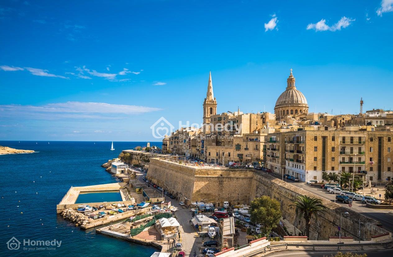 Malta là một trong những địa điểm du lịch nổi tiếng bậc nhất thế giới