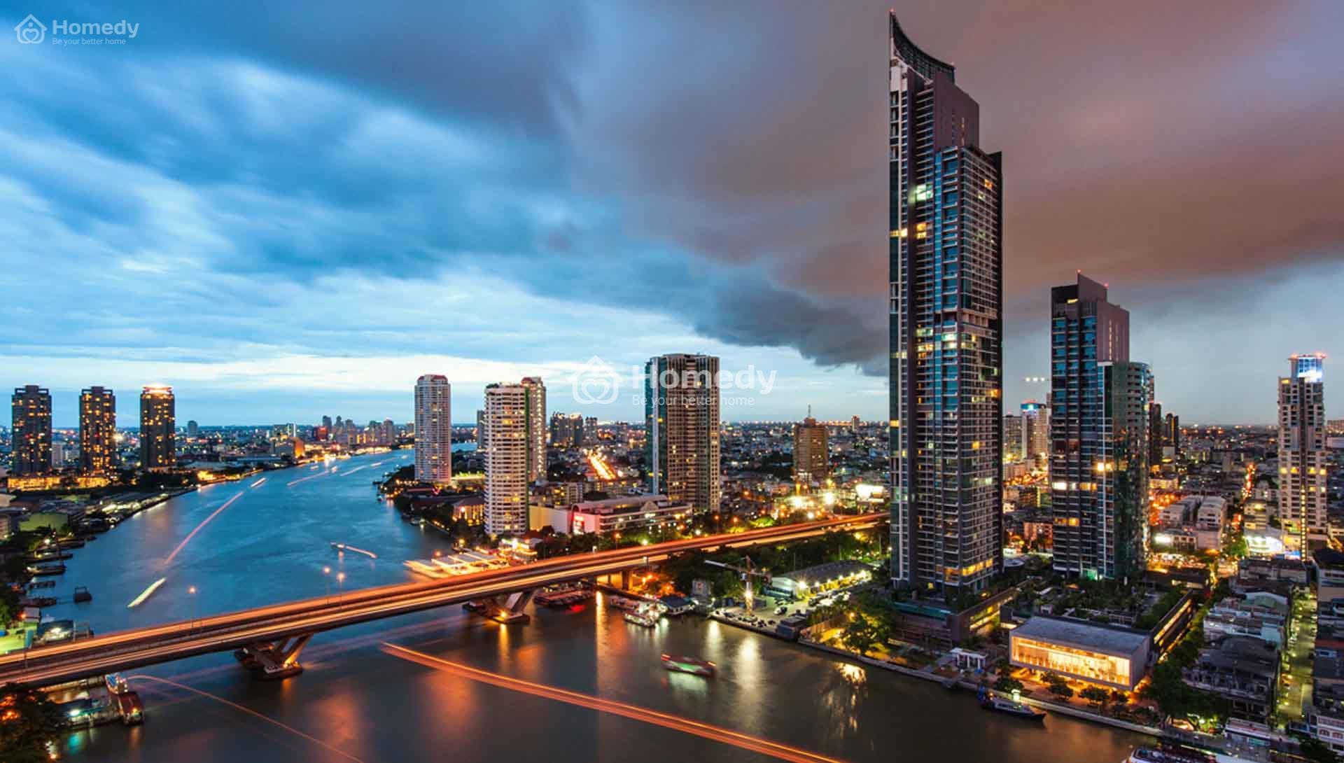 Thái Lan là quốc gia duy nhất tại Đông Nam Á không áp dụng thuế bất động sản hàng năm