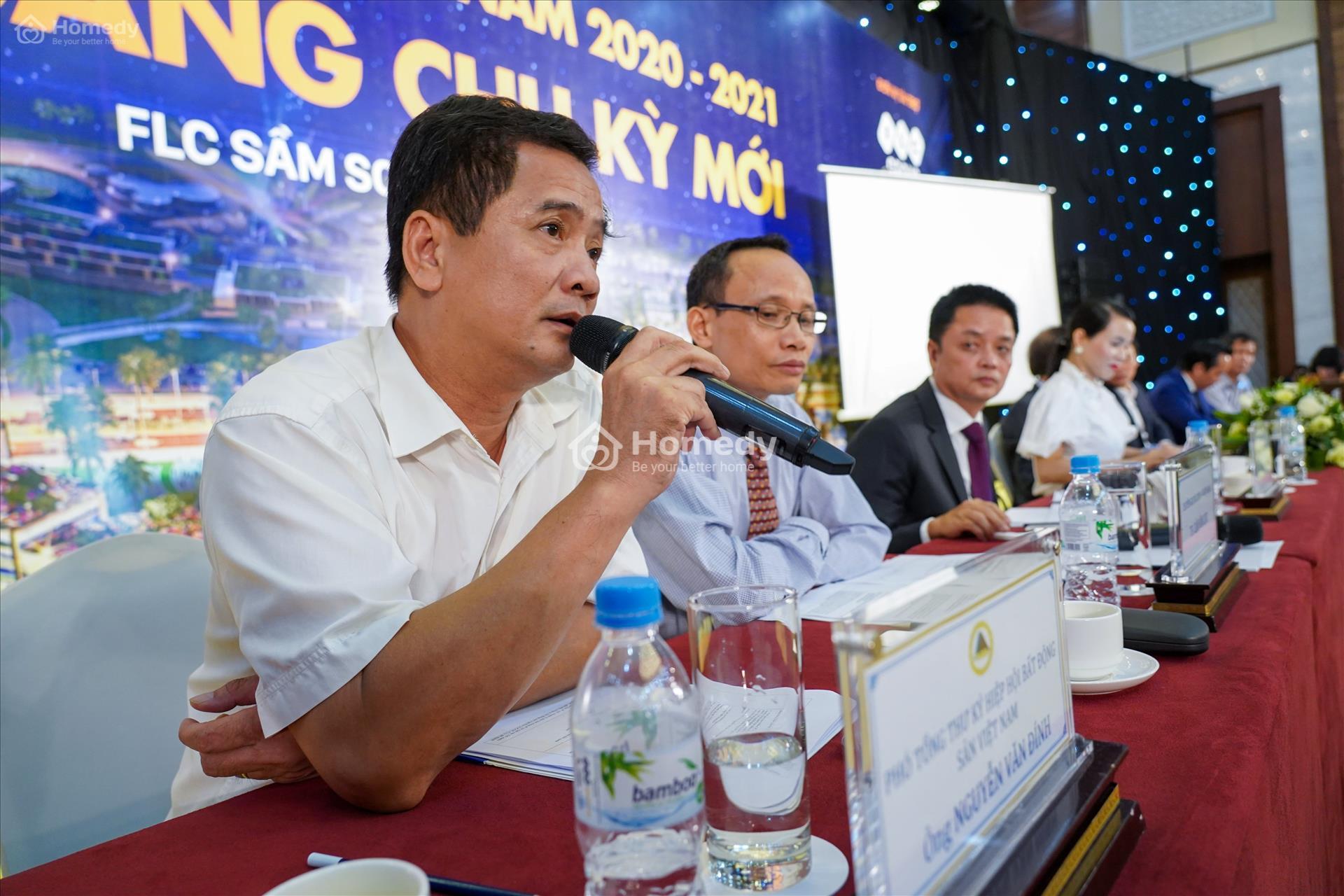 Ông Nguyễn Văn Đính cho rằng khuyên các NĐT không nên