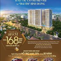 Chỉ với 168tr sở hữu ngay căn hộ TP Thuận An, đối diện trường học, ngân hàng hỗ trợ, chiết khấu 20%