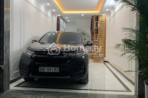 Nhà đẹp, ô tô vào nhà, Nguyễn Ngọc Nại, 40m2, 6 tầng, giá 6.3 tỷ thương lượng