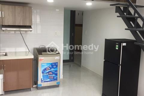 Cho thuê căn hộ mới xây giờ tự do 123 đường Song Hành, phường 10, quận 6
