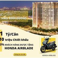 Vợ chồng trẻ sẽ sở hữu ngay căn hộ cao cấp 2 phòng ngủ chỉ với 449 triệu ngay trung tâm TP Thuận An