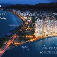 Căn hộ view biển Nha Trang - giá từ 3 tỷ -  30% nhận nhà - Sở hữu vĩnh viễn