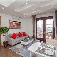 Căn hộ dịch vụ cho chuyên gia người nước ngoài thuê căn hộ mới phố Đào Tấn, Ba Đình, Hà Nội