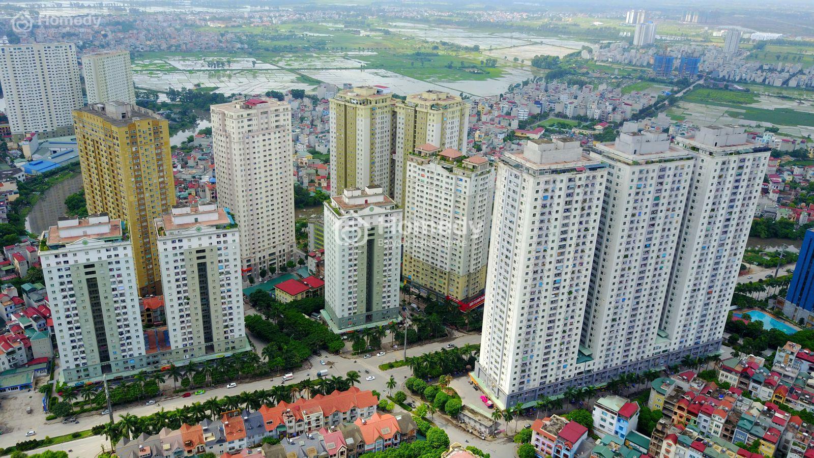 Thị trường BĐS Hà Nội từ dịch Covid-10 đã có nhiều dự án không bán được hàng hoặc lượng bán không đáng kể, không ngoại trừ các đại dự án đang được quảng cáo rầm rộ