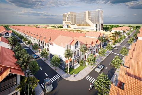 Cơ hội sở hữu nhà phố ngay trung tâm Bà Rịa - Vũng Tàu, CK ngay 150tr cho 20 khách hàng đầu tiên