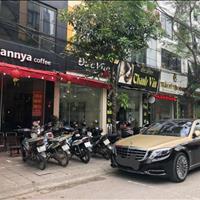 Bán nhà mặt phố Nguyễn Văn Cừ 56m2, chào 11.6 tỷ