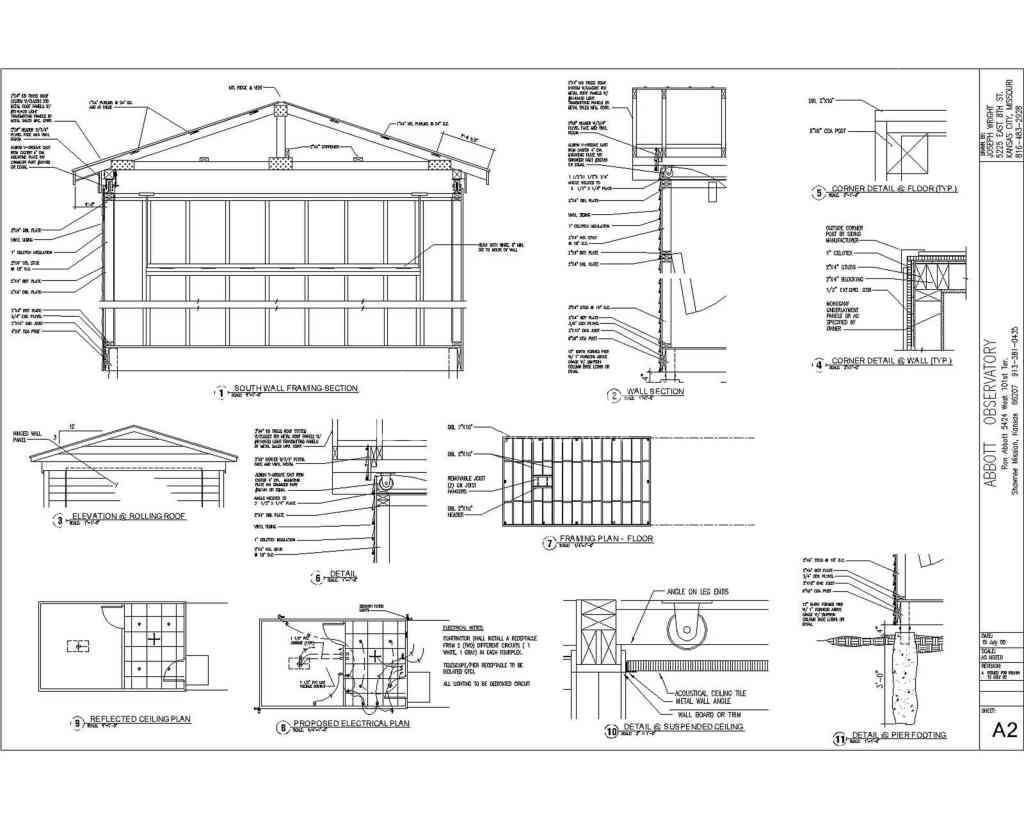 Thiết kế bản vẽ nhà khung thép dân dụng