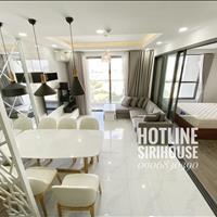 Căn hộ 2 phòng ngủ size lớn 82m2 nhà cực đẹp và mới 99%