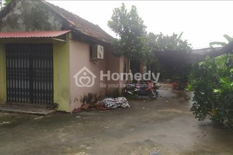 Bán đất có sẵn nhà cấp 4 Thôn Năm Trại, Xã Sài Sơn, Quốc Oai, giá rẻ