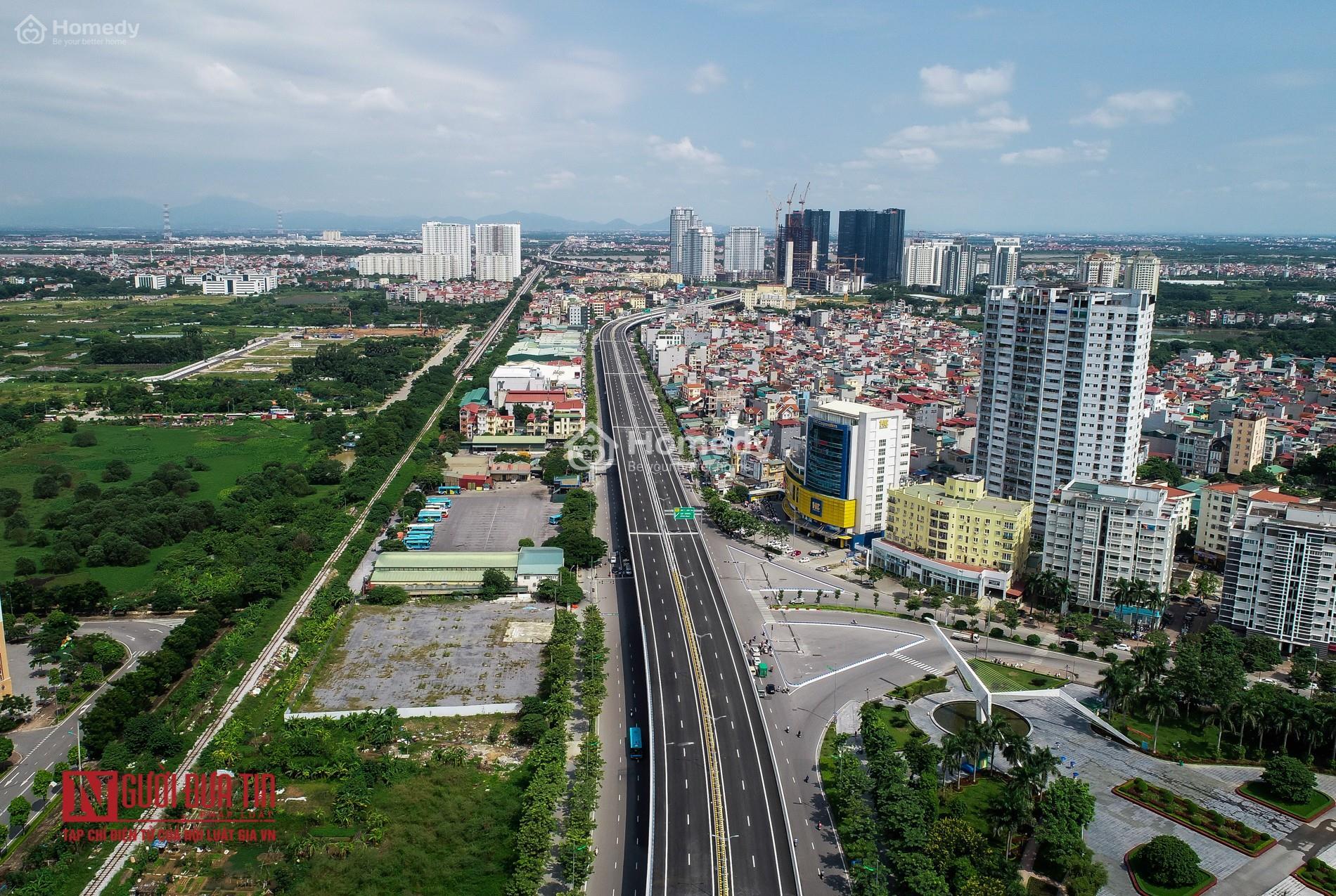 Giá BĐS tăng mạnh sau khi đường Phạm Văn Đồng mở rộng 12 làn xe