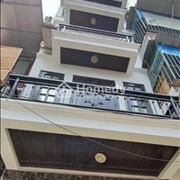 Bán nhà 5 tầng, 40m2 ngõ 6m, đường Hoàng Mai, Hà Nội sổ đỏ chính chủ giá 4.30 tỷ