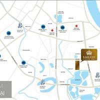 Đất vàng nội đô - Louis City Hoàng Mai - Shophouse, liền kề bên hồ - Chỉ từ 80tr/m2