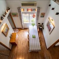 Cho thuê căn hộ khu tập thể Đinh Lễ 80m2, 3 phòng ngủ 15tr full đồ