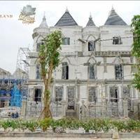 Biệt thự lâu đài Green Center Villas - điểm nhấn giá trị trong dòng BĐS cao cấp khu vực Tây Hồ
