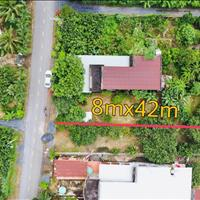 Bán khu đất biệt thự 336m2, mặt tiền đường Bình Lục Long Phú, Tân Bình Vĩnh Cửu