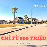 Sở hữu đất nền trung tâm thành phố Sông Công - Thái Nguyên chỉ từ hơn 500 triệu
