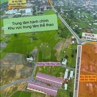 Đất ngay trung tâm hành chính Đất Đỏ nhiều tiện ích chỉ 5,7tr/m2 đã có sổ thổ cư hạ tầng hoàn thiện
