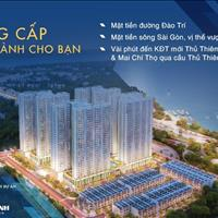Căn hộ Q7 Saigon Riverside, 67.37m2, 2PN giá bán 2.19 tỷ bao thuế phí, tặng bộ bếp Malloca