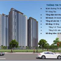 Bán căn hộ biển Thùy Vân Vũng Tàu, chủ đầu tư Hưng Thịnh giá 2.2 tỷ
