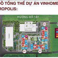 Cho thuê căn hộ Vinhomes Metropolis từ 1 phòng ngủ đến 4 phòng ngủ