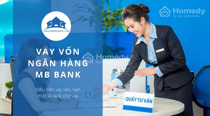 Lãi suất vay mua nhà ngân hàng MB Bank