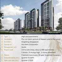 Nhận booking căn hộ Celesta Rise Keppel Land Nam Sài Gòn - giá gốc chủ đầu tư