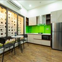 Cho thuê căn hộ 1 phòng ngủ full nội thất cao cấp gần biển Mỹ Khê, free gym, sauna