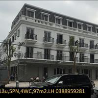 Nhà 2 lầu kinh doanh ngay chợ Tân Uyên, đã có SHR, 97m2 gồm 5 PN, 4 WC, chính chủ chỉ 2,95 tỷ