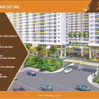 Hot - Căn hộ cao cấp thành phố Thuận An, Bình Dương đầu tư chỉ với 168 triệu tặng gói nội thất 40tr